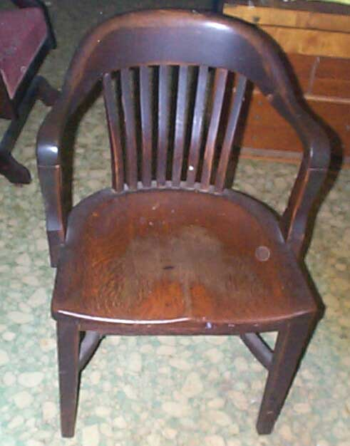 antiques mackeys clock repair parkersburg wv : furn6 Antique Wooden Desk Chairs <strong>On Wheels</strong> from mackeysclockrepair.com size 491 x 626 jpeg 34kB