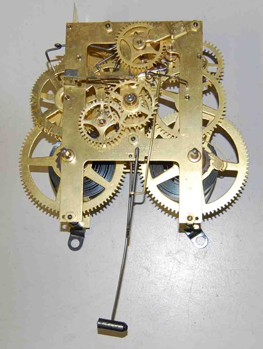 Antique Clock Movements For