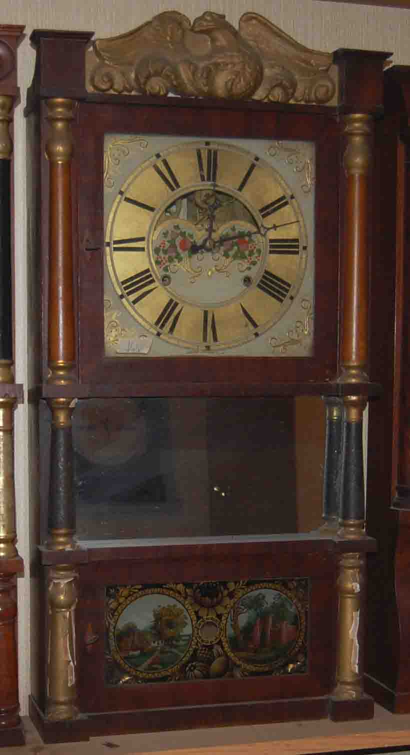 8 Day Weight Clocks Mackey S Clock Repair Parkersburg Wv