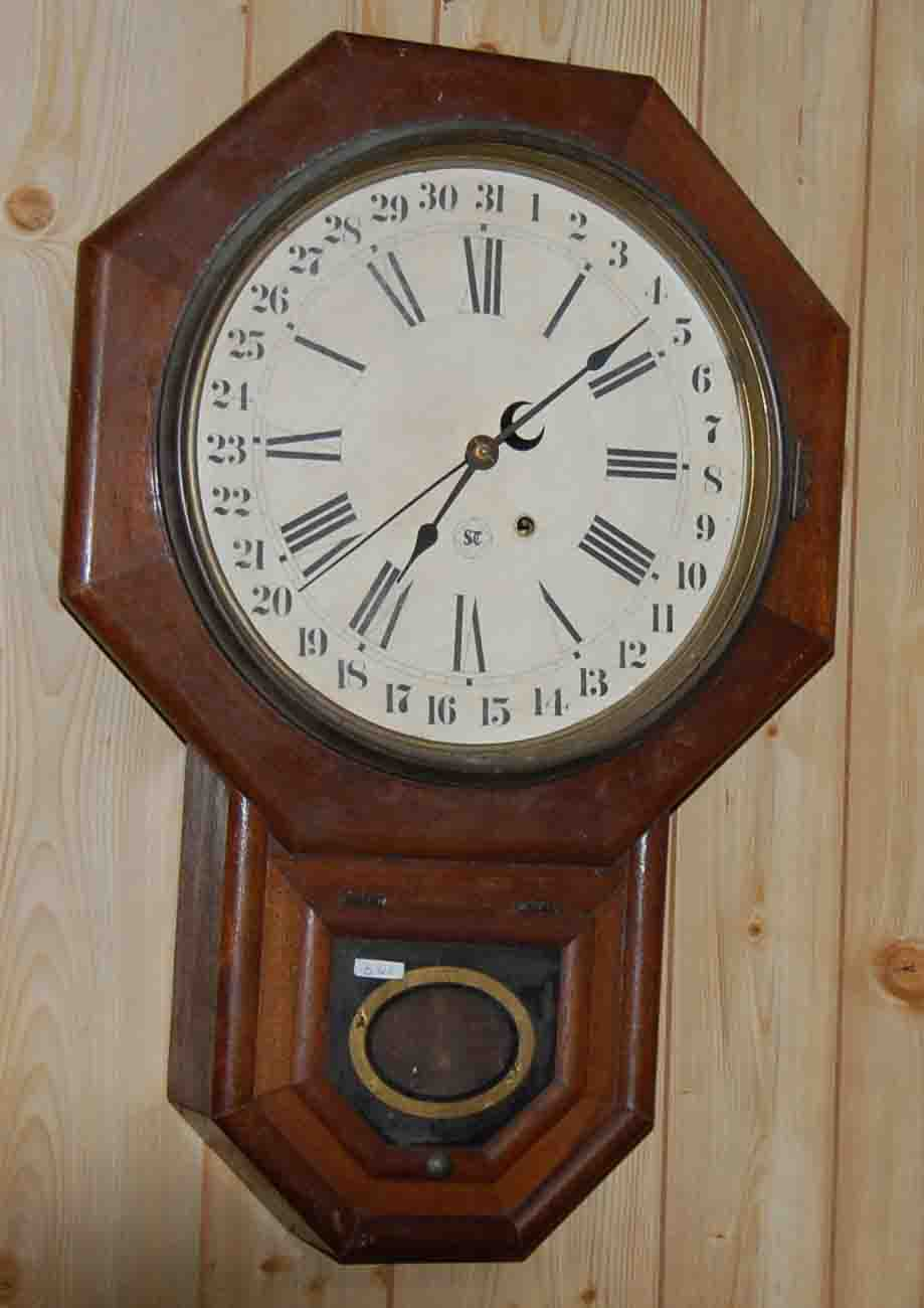 Antique wall clocks mackeys antique clock repair parkersburg wv aloadofball Choice Image
