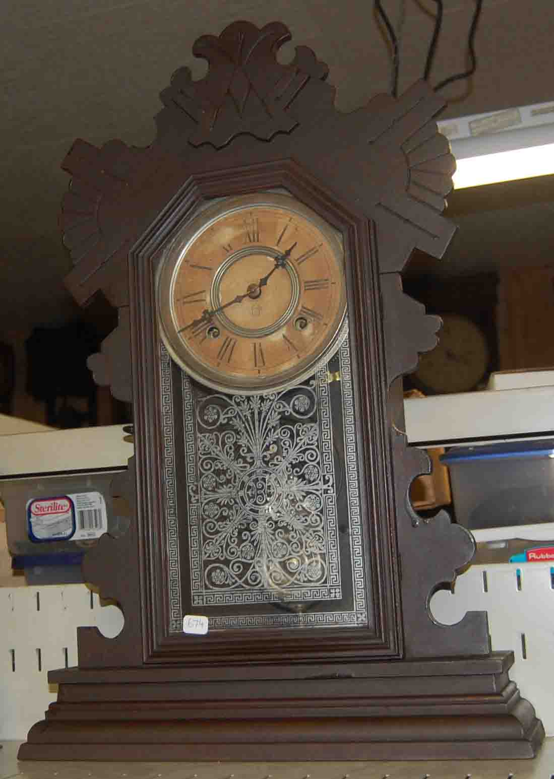 Antique Kitchen Mantel Clocks Mackey S Antique Clock