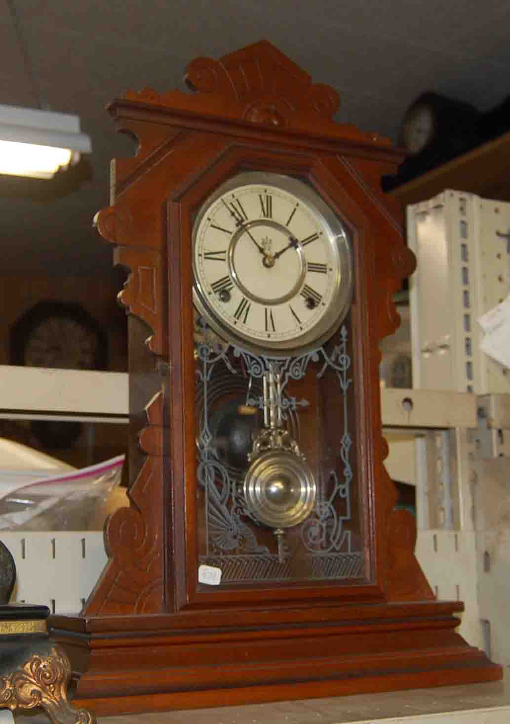 Antique Kitchen Mantel Clocks Mackey S Clock Repair Parkersburg Wv